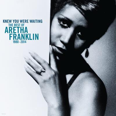 Aretha Franklin (아레사 프랭클린) - Knew You Were Waiting: The Best Of Aretha Franklin 1980-1998 [2LP]