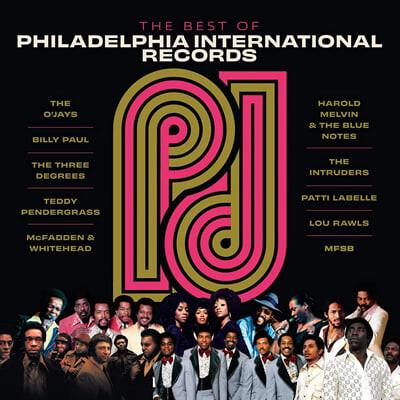 베스트 오브 필라델피아 인터내셔널 레코드 - 소울 디스코 컴필레이션 (The Best Of Philadelphia International Records) [LP]