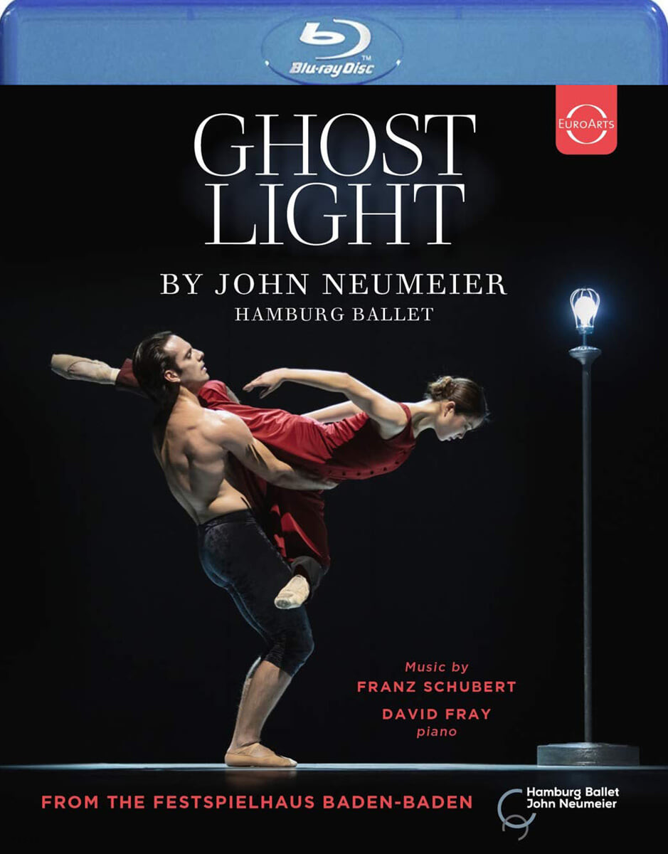 David Fray 존 노이마이어: 발레 '고스트 라이트' (John Neumeier: Hamburg Ballett - Ghost Light)