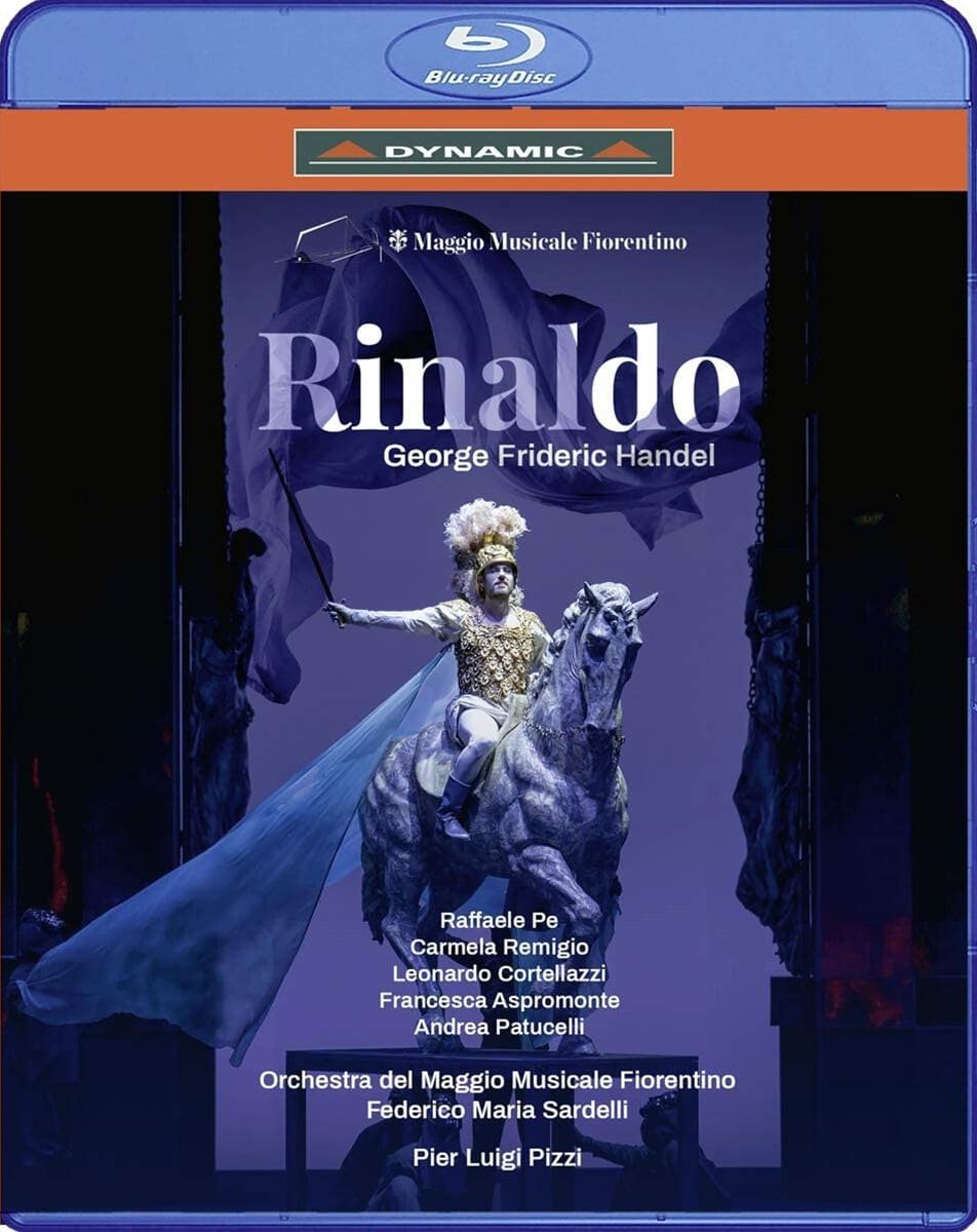 Federico Maria Sardelli 헨델: 오페라 '리날도' (Handel: Rinaldo)