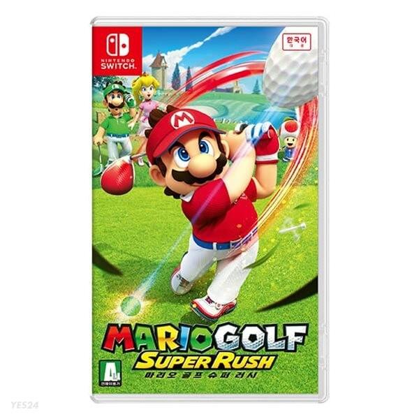 [스위치 타이틀]마리오 골프 슈퍼 러시