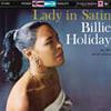 Billie Holiday (빌리 홀리데이) - Lady In Satin [LP]