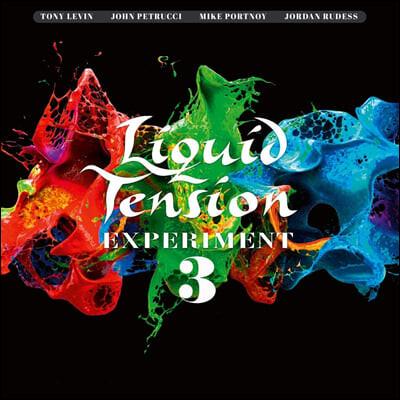 Liquid Tension Experiment (리퀴드 텐션 익스페리먼트 LTE3) - Liquid Tension Experiment 3