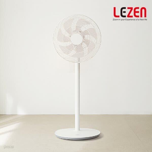 [쿠폰가: 65,000원] 르젠 13인치 스탠드 서큘레이터 선풍기 LZEF-610WF