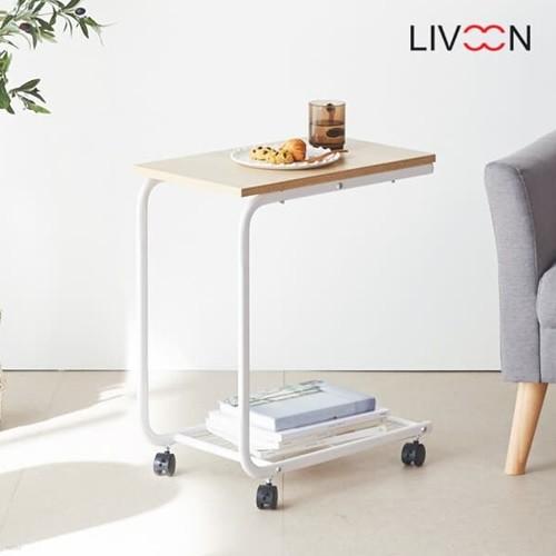 [무료배송] 리브온(LIVOON) 서브 이동식 테이블
