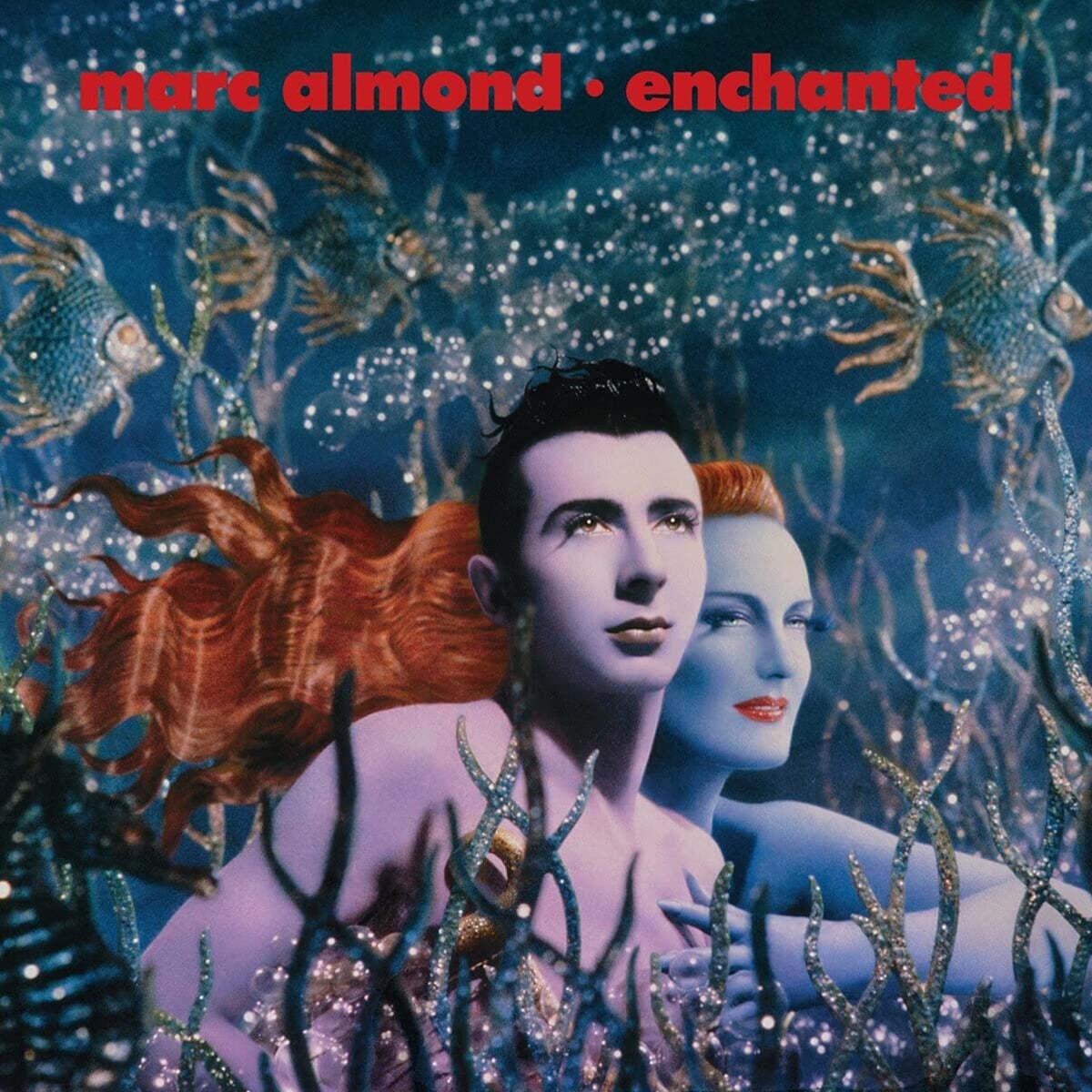 Marc Almond (마크 알몬드) - Enchanted [2CD+DVD ]