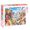 쿠키런 킹덤 : 평화로운 쿠키왕국 (직소퍼즐 500PCS)