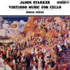 Janos Starker 야노스 슈타커 첼로 소품집 (Plays Virtuoso Music for Cello) [LP]