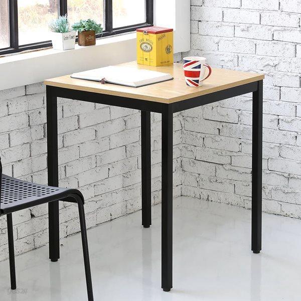 더조아가구 모던테이블600x600 8패턴컬러 컴퓨터테이블 노트북테이블 사무용책상 식탁