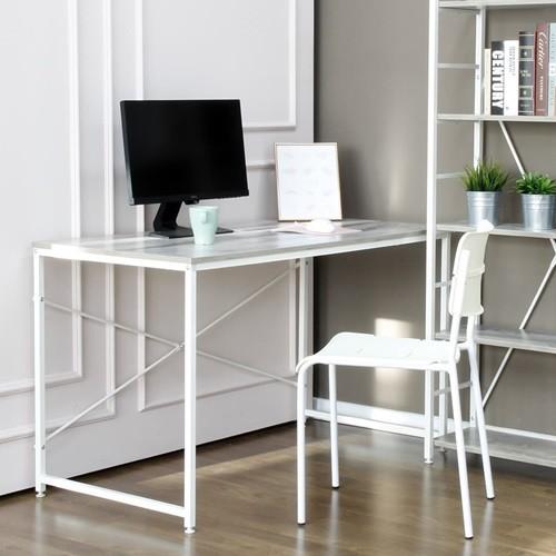 더조아가구 벼리책상일반형1000 4패턴컬러 컴퓨터테이블 노트북테이블 사무용책상 식탁