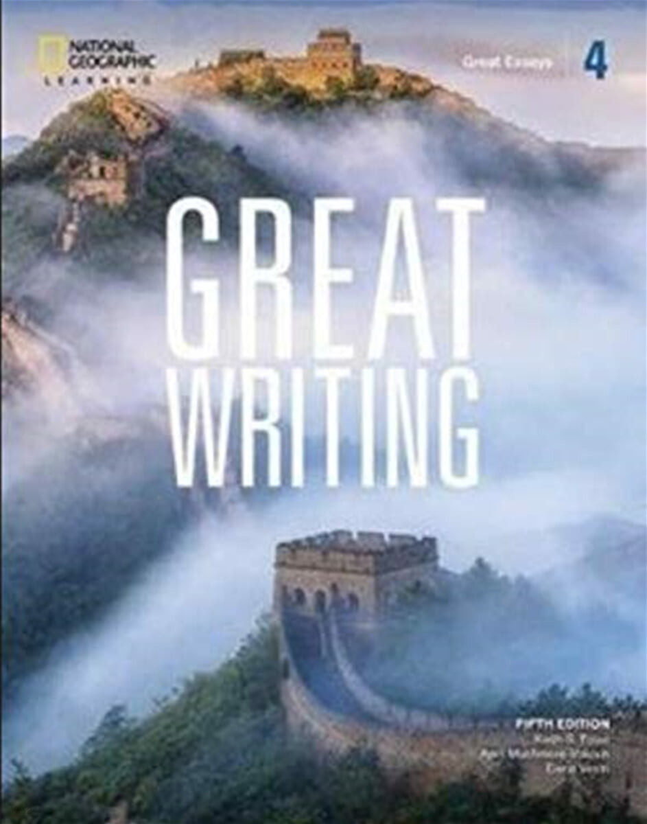 Great Writing 4 : Student book, 5/E