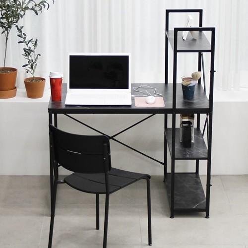 더조아가구 벼리책상 선반형1000 4패턴컬러 컴퓨터테이블 노트북테이블 사무용책상 식탁
