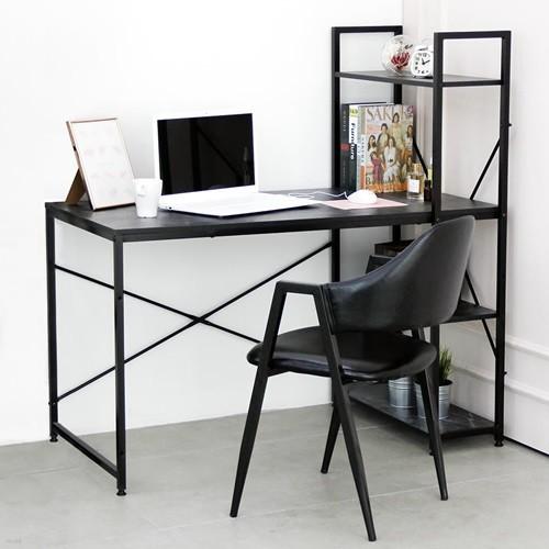 더조아가구 벼리책상 선반형1200 4패턴컬러 컴퓨터테이블 노트북테이블 사무용책상 식탁