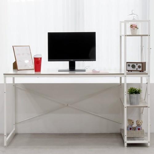 더조아가구 벼리책상 선반형1400 4패턴컬러 컴퓨터테이블 노트북테이블 사무용책상 식탁