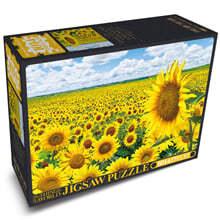 만사형통 직소퍼즐 1014pcs 해바라기 들판