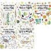 세밀화로 보는 어디에서 왔을까세트(전5권/곡식의 지혜+채소의 식물학+과일의 비밀+진화의 비밀+밥상 위 뼈 탐험)