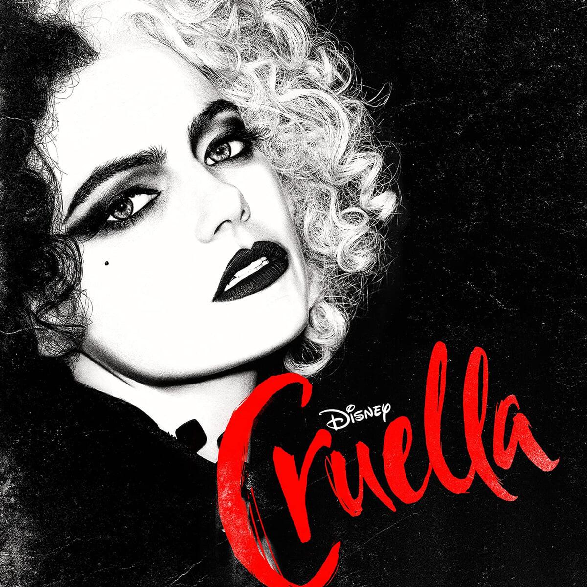 크루엘라 영화음악 (Cruella OST)