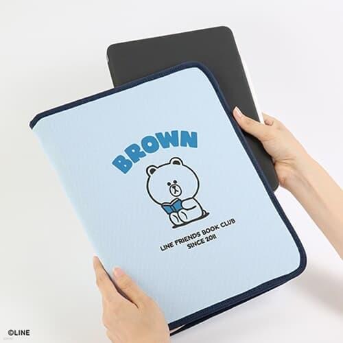 [B&F] 태블릿 북 파우치 BOOK LOVER