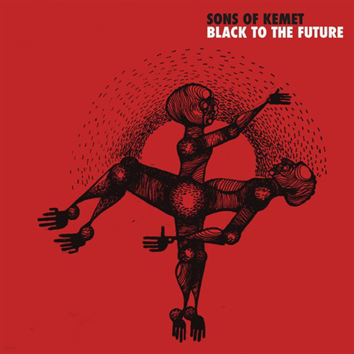 Sons Of Kemet (썬즈 오브 케멧) - 3집 Black To The Future