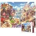500피스 직소퍼즐 - 쿠키런 킹덤 평화로운 쿠키왕국