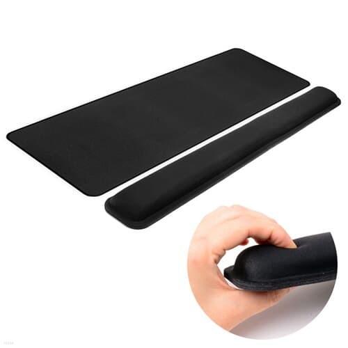 OMT 손목쿠션 게이밍 장패드 마우스패드 손목보호대 분리형 생활방수