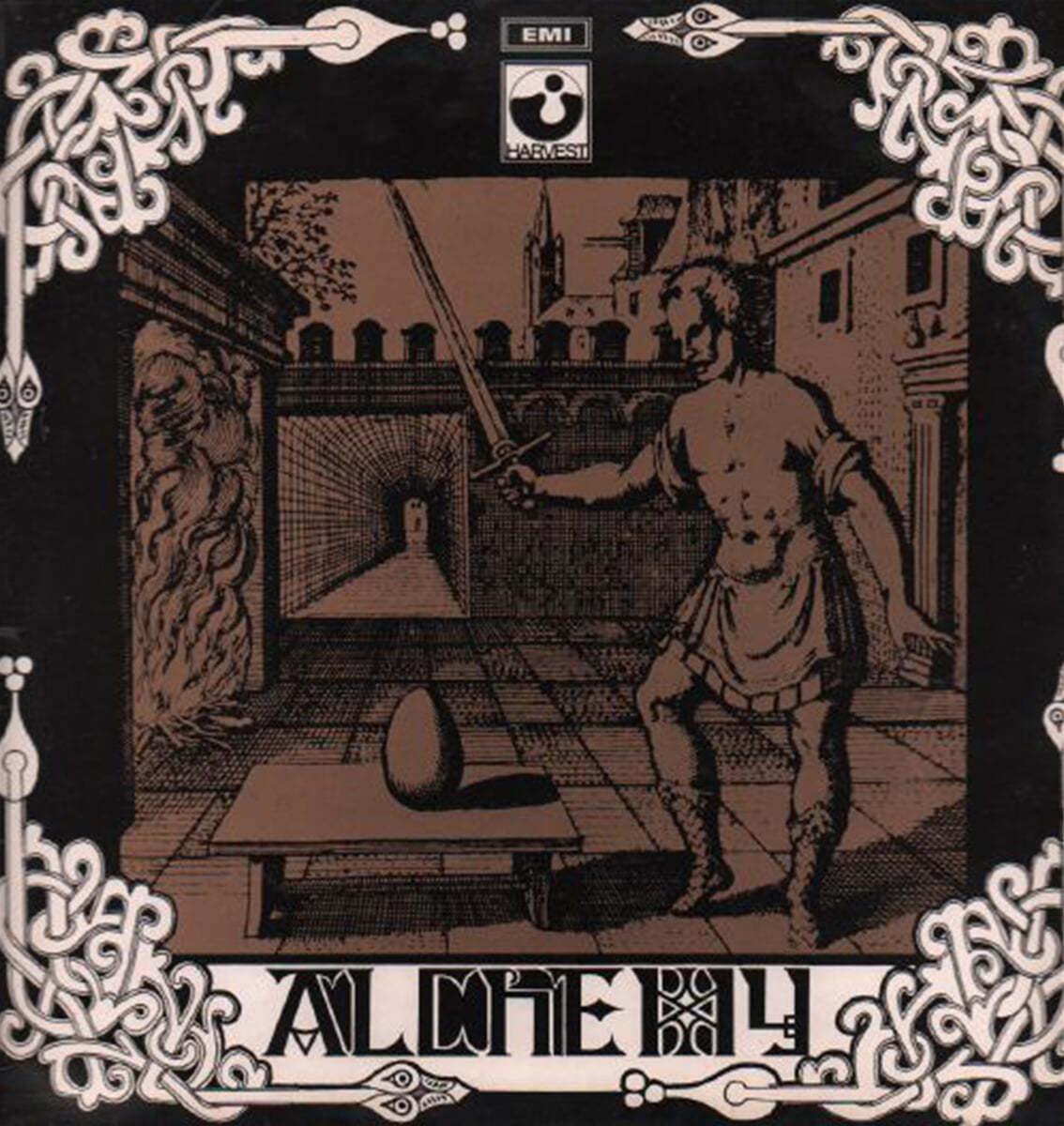 Third Ear Band (써드 이어 밴드) - Alchemy [LP]