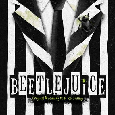 비틀쥬스 뮤지컬 음악 (Beetlejuice OST by Eddie Perfect)