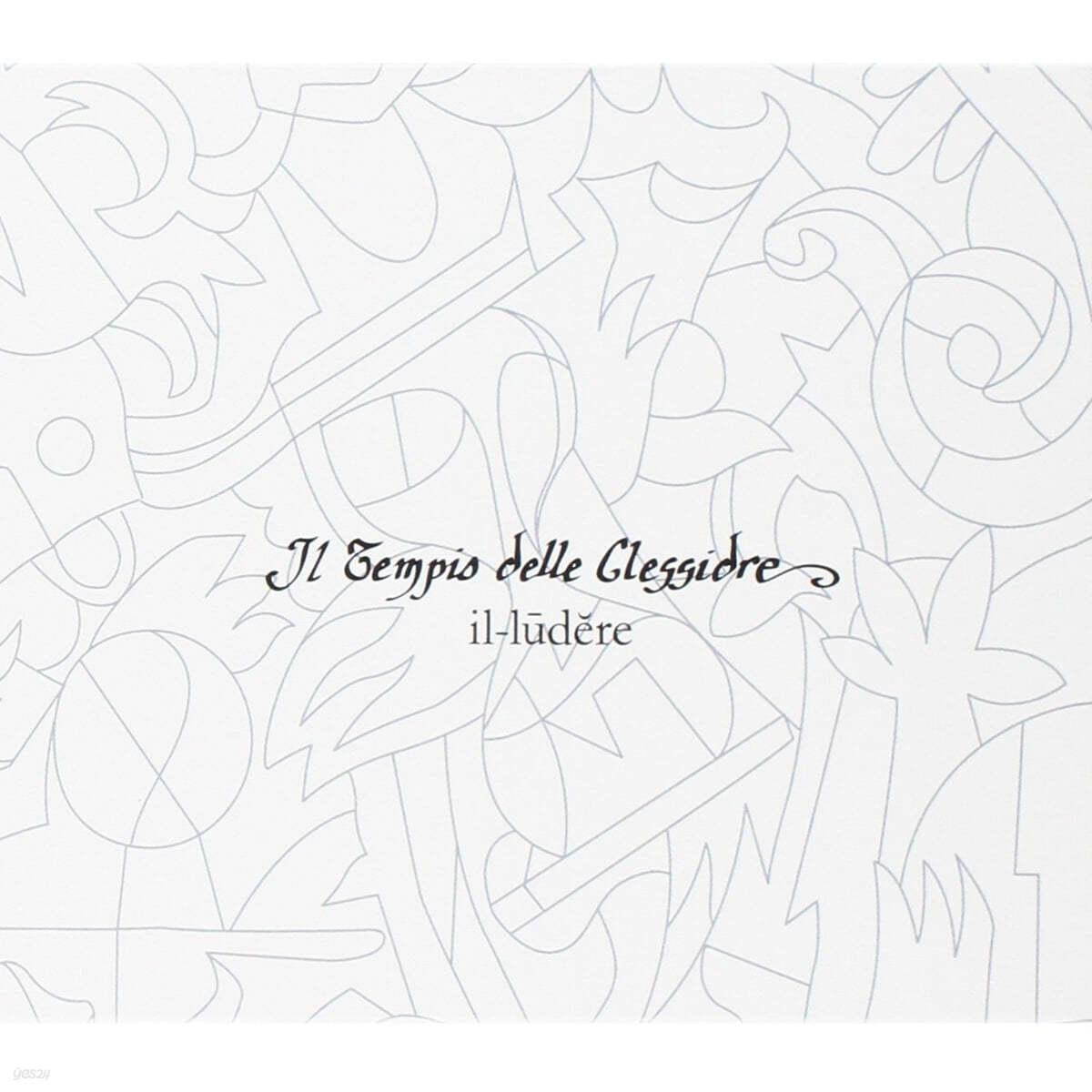 Il Tempio Delle Clessidre (일 템피오 델레 끌레시드레) - Il-ludere [LP]