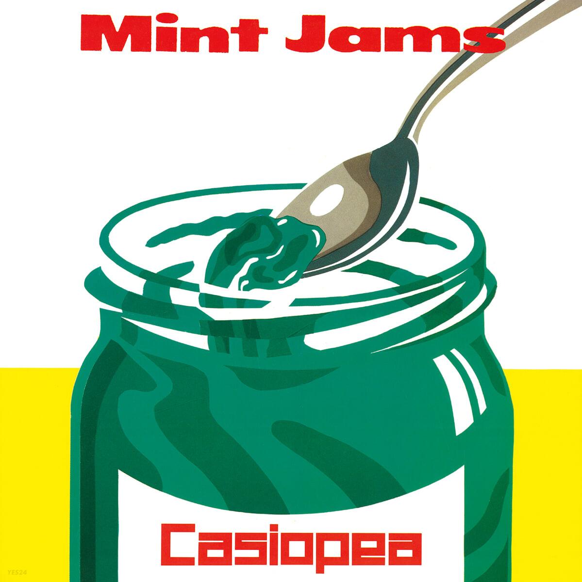Casiopea (카시오페아) - 7집 Mint Jams [LP]