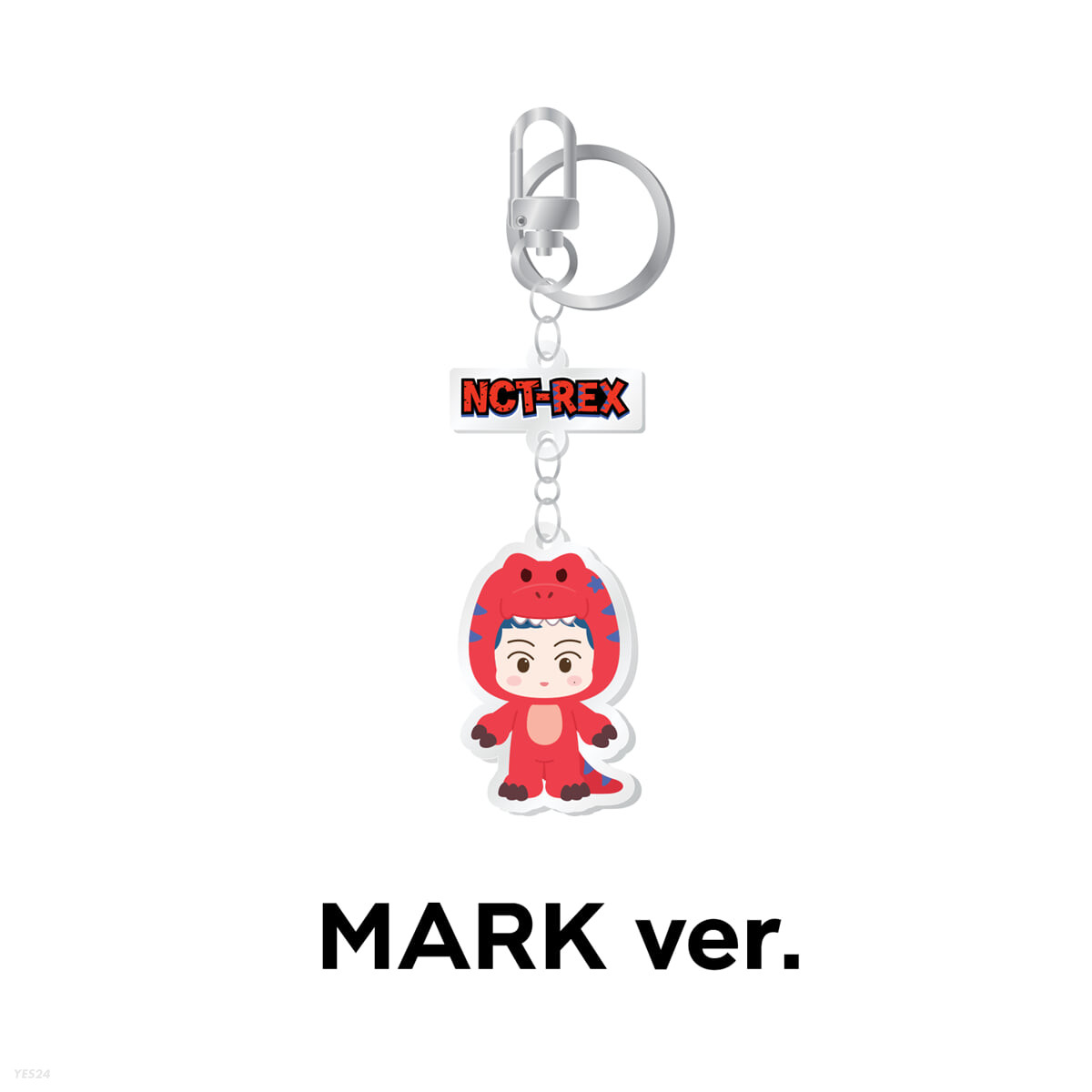 [MARK] ACRYLIC KEY RING - NCT DREAM X PINKFONG
