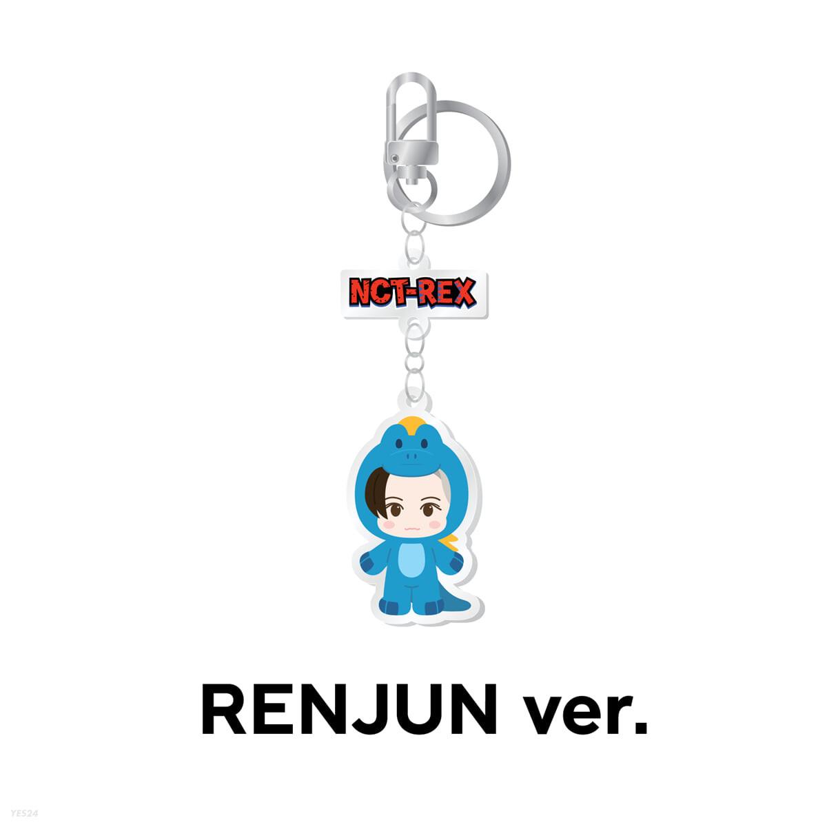 [RENJUN] ACRYLIC KEY RING - NCT DREAM X PINKFONG