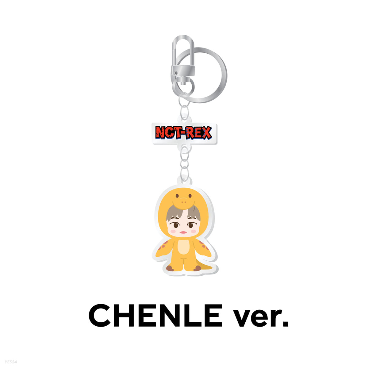 [CHENLE] ACRYLIC KEY RING - NCT DREAM X PINKFONG