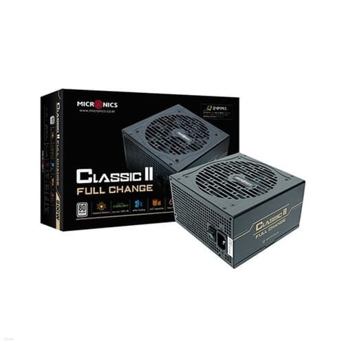 마이크로닉스 Classic II 풀체인지 700W 80PLUS 230V