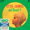 Etta James (에타 제임스) - At Last [옐로우 픽쳐 디스크 LP]