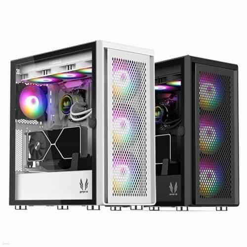 3RSYS L700 (화이트) PC 케이스