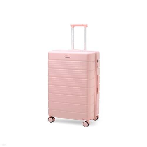 댄디 HY 18008 젤리 핑크 20인치 하드캐리어 여...