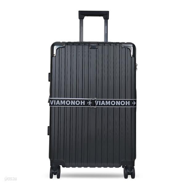 비아모노 VAIF 9036 다크실버 26인치 하드캐리어 여행가방