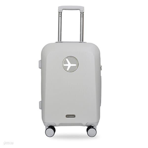 비아모노 VAIS9011 마카롱 그레이 20인치 기내용 캐리어 여행가방