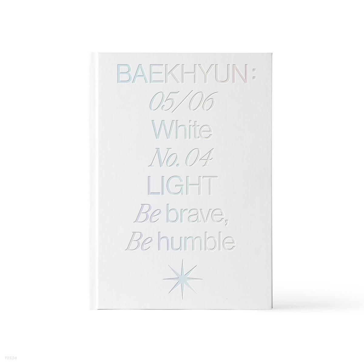 백현 (BAEK HYUN) - [BAEKHYUN:] SPECIAL PHOTO BOOK SET