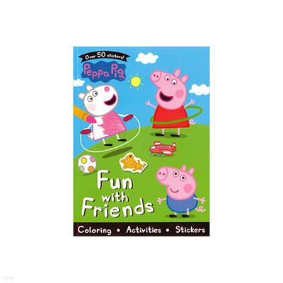 [스크래치 특가] Peppa Pig Fun With Friends