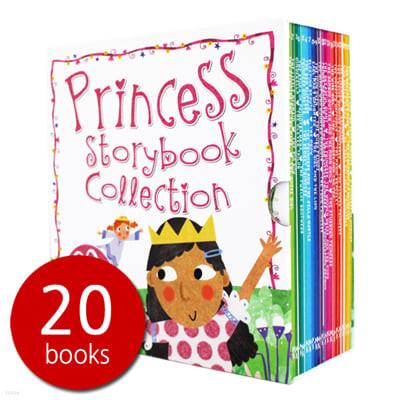[스크래치 특가] Princess Storybook Collection 20 Books