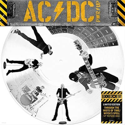 AC/DC (에이씨디씨) - Through The Mists Of Time / Witch's Spell [LP]
