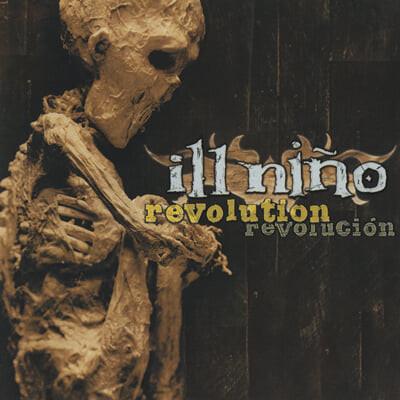 Ill Nino (일 니노) - Revolution Revolucion [다크 그린 & 옐로우 스플래터 컬러 LP]