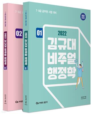 2022 김규대 비주얼 행정학