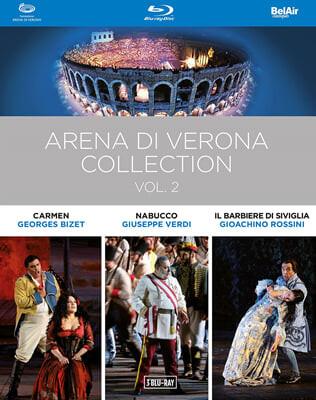 베로나 페스티벌 실황 (Arena Di Verona Collection Vol. 2)