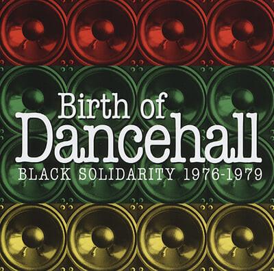 레게 음악 컴필레이션 - 버스 오브 댄스홀 (Birth Of Dancehall : Black Solidarity 1976-1979) [LP]