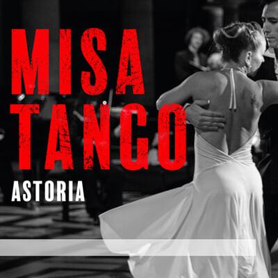 Ensemble Astoria 마르틴 팔메리: 미사 탱고 (Martin Palmeri: Misa Tango)