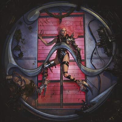 Lady Gaga (레이디 가가) - 6집 Chromatica [LP]