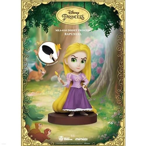 비스트킹덤 MEA-016 디즈니 프린세스 라푼젤 미니에그어택 (BKD060096)