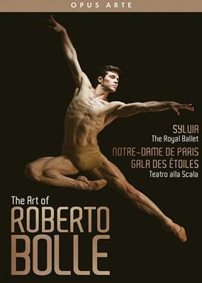 The Royal Ballet 로베르토 볼레의 예술 (The Art of Roberto Bolle)